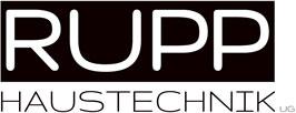 Rupp Haustechnik UG Logo